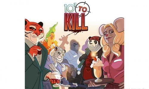 10' TO KILL // In der Spieleschmiede gestartet