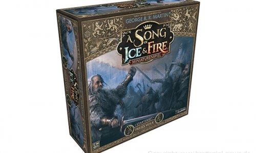 A SONG OF ICE & FIRE // Freies Volk – Starter-Set bald im Handel
