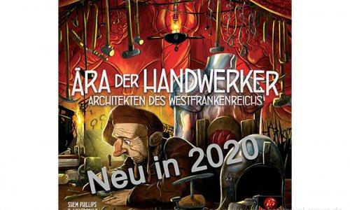 ARCHITEKTEN DES WESTFRANKENREICHS // Ära der Handwerker kommt 2020