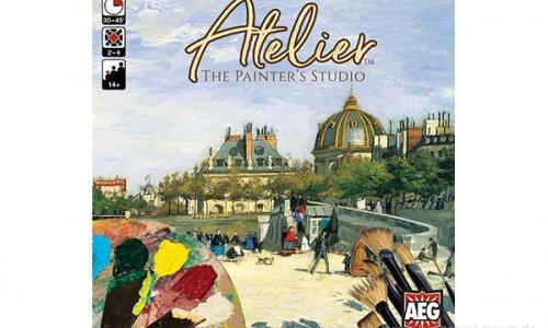 ATELIER // Neuheit erschein 2019 bei AEG