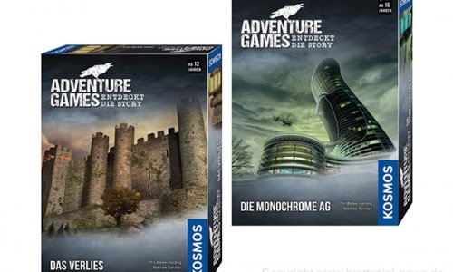 ADVENTURE GAMES // Weitere Infos zur kommenden Neuheit