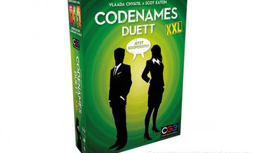 CODENAMES // Duett XXL bald verfügbar