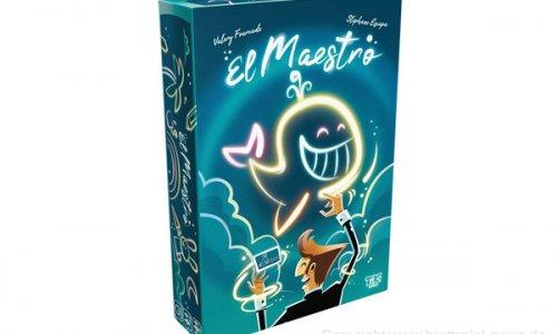 EL MAESTRO // Spiel bald zu kaufen