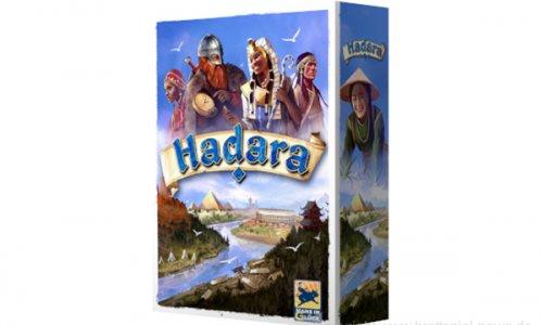 HADARA // Neuheit von Hans im Glück jetzt im Handel