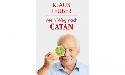 KLAUS TEUBER // Autobiografie erscheint im Januar 2020