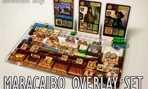 MARACAIBO OVERLAY SET // Neues Design online