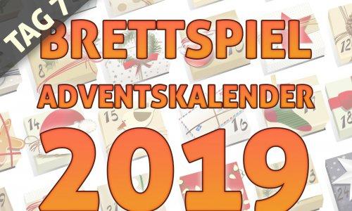 BRETTSPIEL-ADVENTSKALENDER //  TAG 7