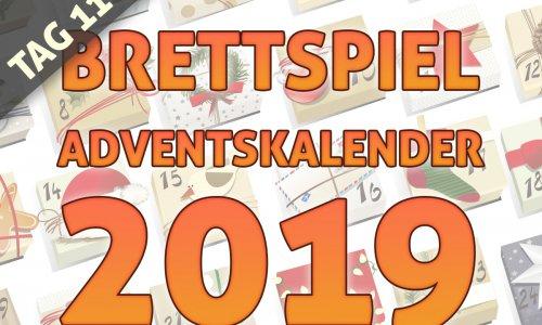 BRETTSPIEL-ADVENTSKALENDER //  TAG 11