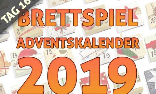 BRETTSPIEL-ADVENTSKALENDER //  TAG 16