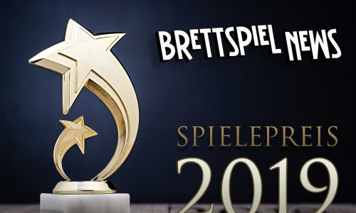 BRETTSPIEL-NEWS SPIELEPREIS 2019 // Gestartet! Gewinnen!