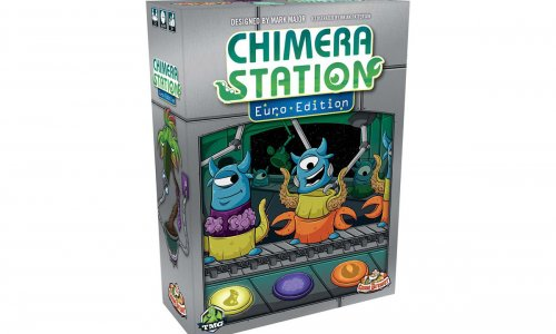 ANGEBOT // CHIMERA STATION mit 46% Rabatt