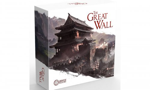 KICKSTARTER // The Great Wall Board Game