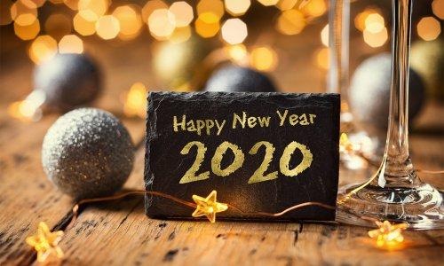 FROHES NEUES JAHR 2020!