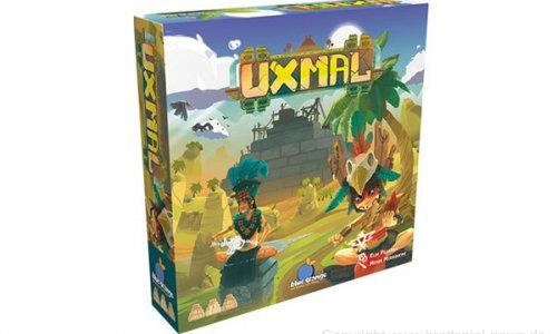UXMAL // Bald im Handel zu kaufen