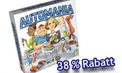 AUTOMANIA // am 7.4.2019 für nur 19,99 € kaufen