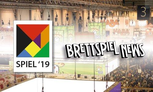 SPIEL'19 // Brettspiel-News.de mit eigenem Stand