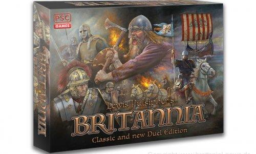 BRITANNIA // Klassiker aktuell auf Kickstarter