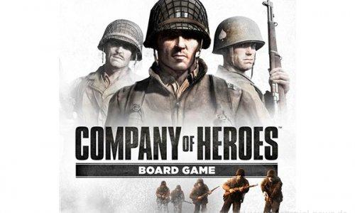 KICKSTARTER // Company of Heroes