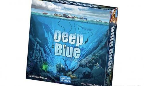 DEEP BLUE // schon bald zu kaufen