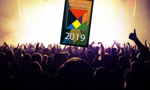 DEUTSCHER SPIELEPREIS 2019 // Gewinner Flügelschlag