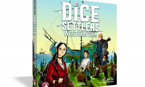 DICE SETTLERS // Neue Informationen