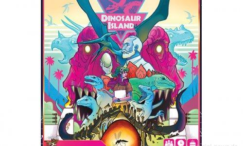 DINOSAUR ISLAND // Nachdruck kommt im September 2020