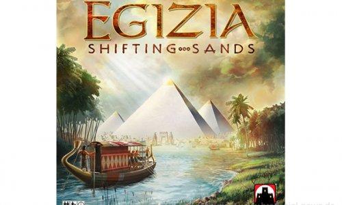 KICKSTARTER // Egizia: Shifting Sands Edition