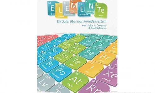 ELEMENTE // Ein Spiel über das Periodensystem angekündigt