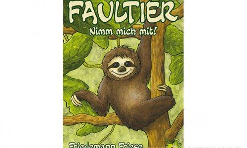 FAULTIER // Neuheit von 2F-Spiele angekündigt
