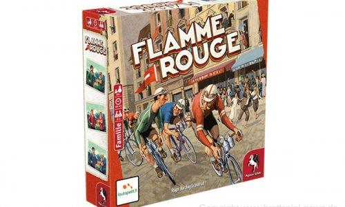 FLAMME ROUGE // Erscheint bei Pegasus Spiele