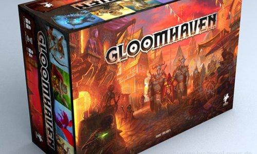 GLOOMHAVEN // Deutsche Version bald wieder lieferbar