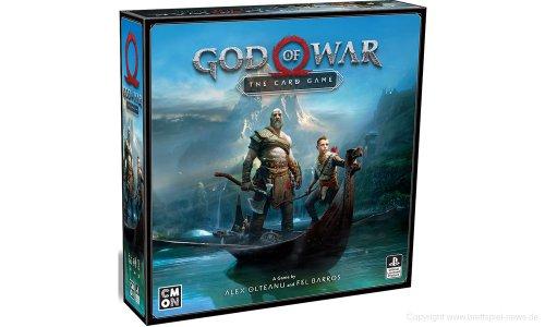 GOD OF WAR // Kartenspiel schon bald zu kaufen