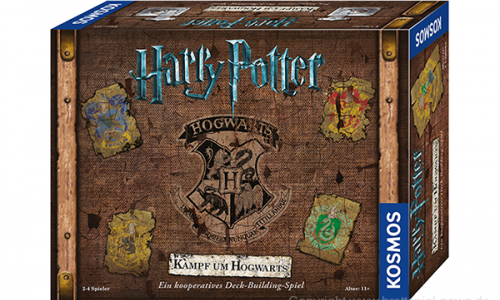 HARRY POTTER  KAMPF UM HOGWARTS // März 2020 Neuauflage