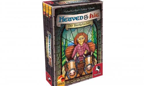 HEAVEN & ALE // Der Bierkutschen Erweiterung kommt zur SPIEL'19
