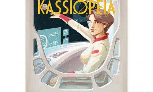 SPIELESCHMIEDE // Kassiopeia ist gestartet