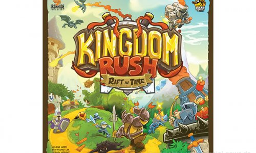 SPIELESCHMIEDE // Kingdom Rush gestartet