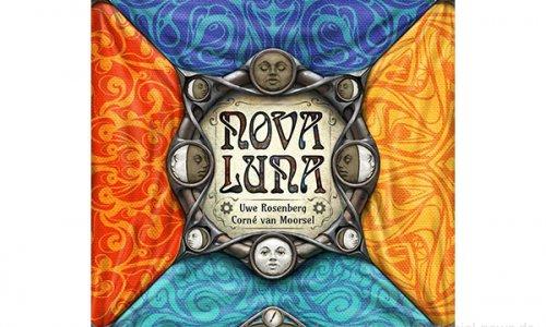 NOVA LUNA // Neuheit von Uwe Rosenberg & Corné van Moorsel