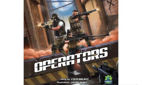 OPERATORS // als deutsche Version verfügbar