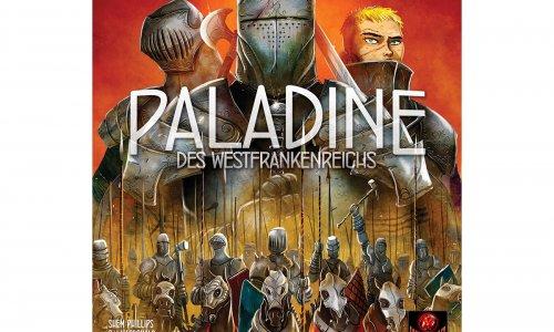PALADINE DES WESTFRANKENREICHS // Wieder verfügbar