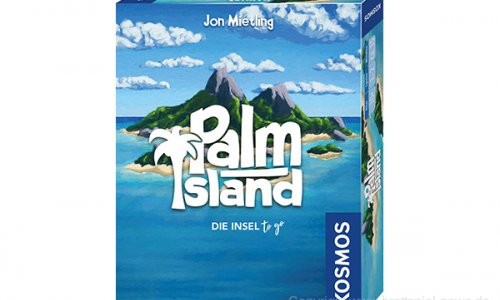 PALM ISLAND // Insel to go erscheint im September 2019