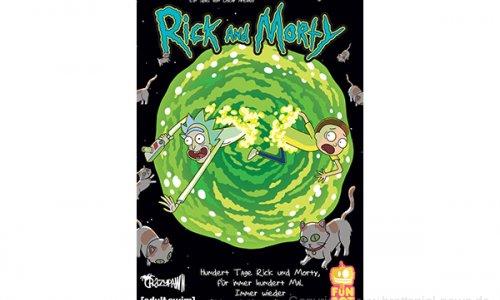 SPIELESCHMIEDE // Rick und Morty: 100 Tage gestartet