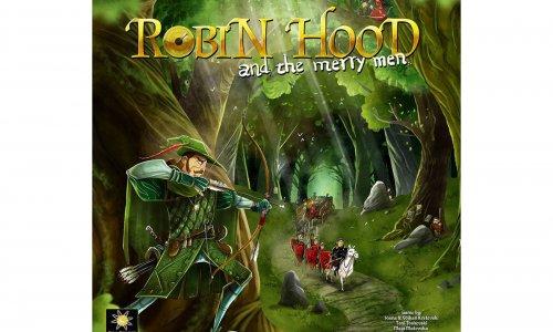 ROBIN HOOD AND THE MERRY MAN // Erscheint in Deutschland