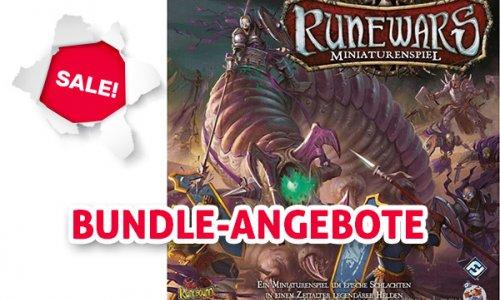 ANGEBOT // RUNEWARS MINIATURSPIEL Bundles