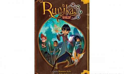 KICKSTARTER // Runika and the Six-sided Spellbooks