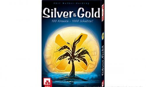 SILVER & GOLD // Erscheint im Mai 2019