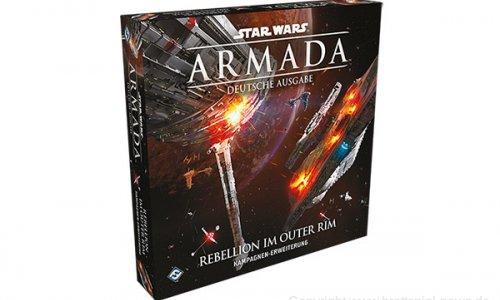 STAR WARS: ARMADA // Rebellion im Outer Rim bald zu kaufen
