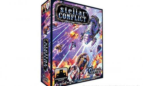 STELLAR CONFLICT // Spiel erscheint 2019 bei TL-Games