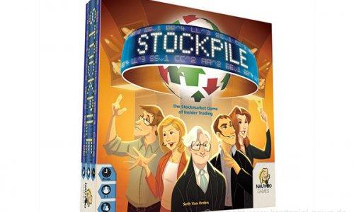KICKSTARTER // Stockpile – Börsenspiel aktuell zu unterstützen
