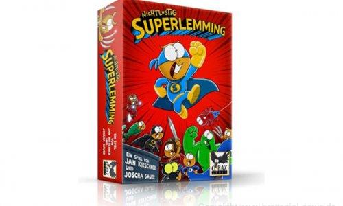 SUPERLEMMING // In Spieleschmiede gestartet