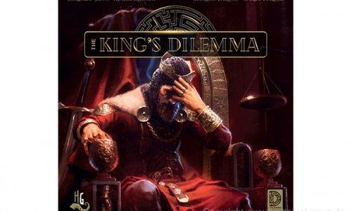 THE KING'S DILEMMA // Erscheint bei Heidelbär Games
